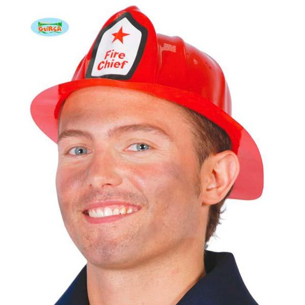Sombrero de bombero americano