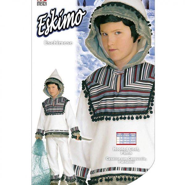 Widmann - Disfraz Esquimal niño